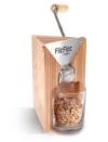 KoMo FlicFloc Getreidequetsche, Müsliquetsche KoMo Haferquetsche